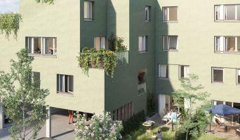 Lille : programme immobilier neuf « Diapason Primo »