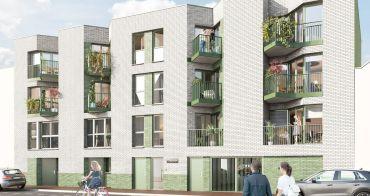 Lille programme immobilier neuf « Diapason » en Loi Pinel