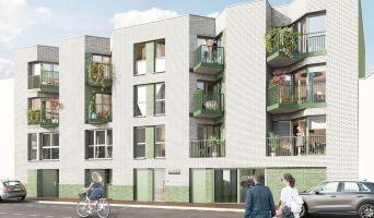 Lille : programme immobilier neuf « Diapason » en Loi Pinel