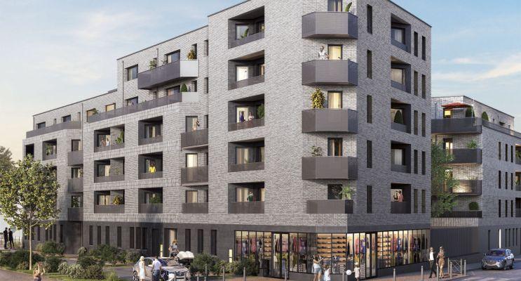 Photo du Résidence « Edenium » programme immobilier neuf en Loi Pinel à Lille