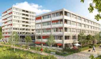 Photo du Résidence « Ekko » programme immobilier neuf en Loi Pinel à Lille