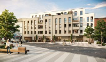 Photo du Résidence « Filbert » programme immobilier neuf en Loi Pinel à Lille