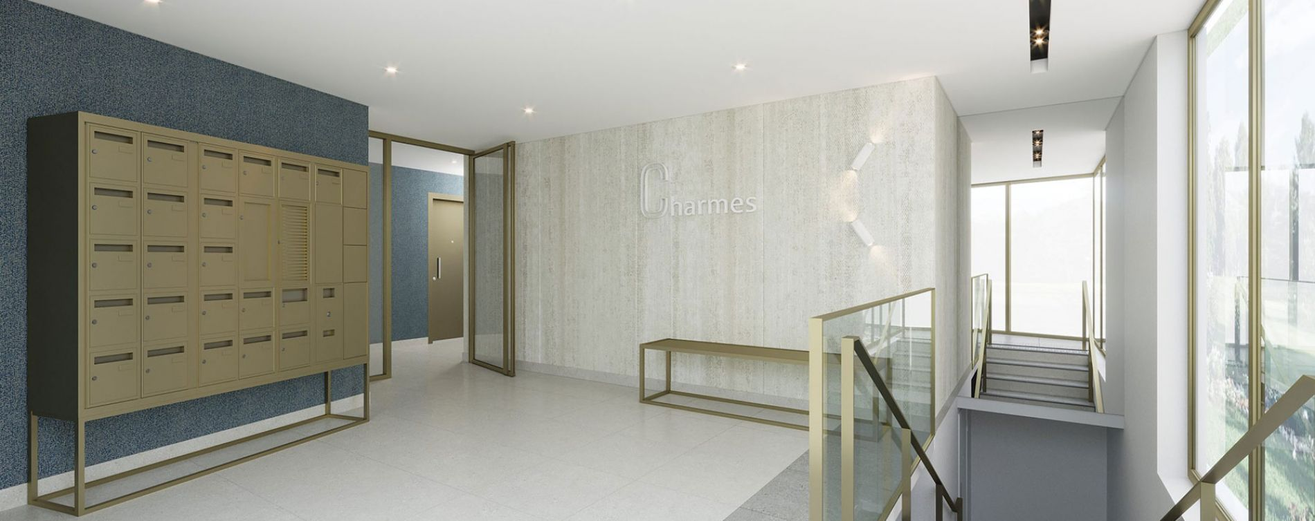 Lille : programme immobilier neuve « Green Square » en Loi Pinel (4)