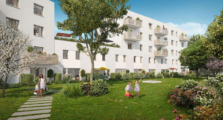 Photo du Résidence « Green Square » programme immobilier neuf en Loi Pinel à Lille