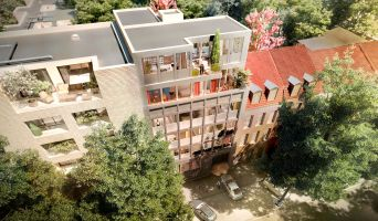 Résidence « Le 170 Vh » programme immobilier neuf en Loi Pinel à Lille n°1
