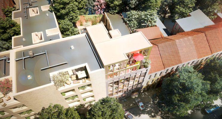 Résidence « Le 170 Vh » programme immobilier neuf en Loi Pinel à Lille n°3