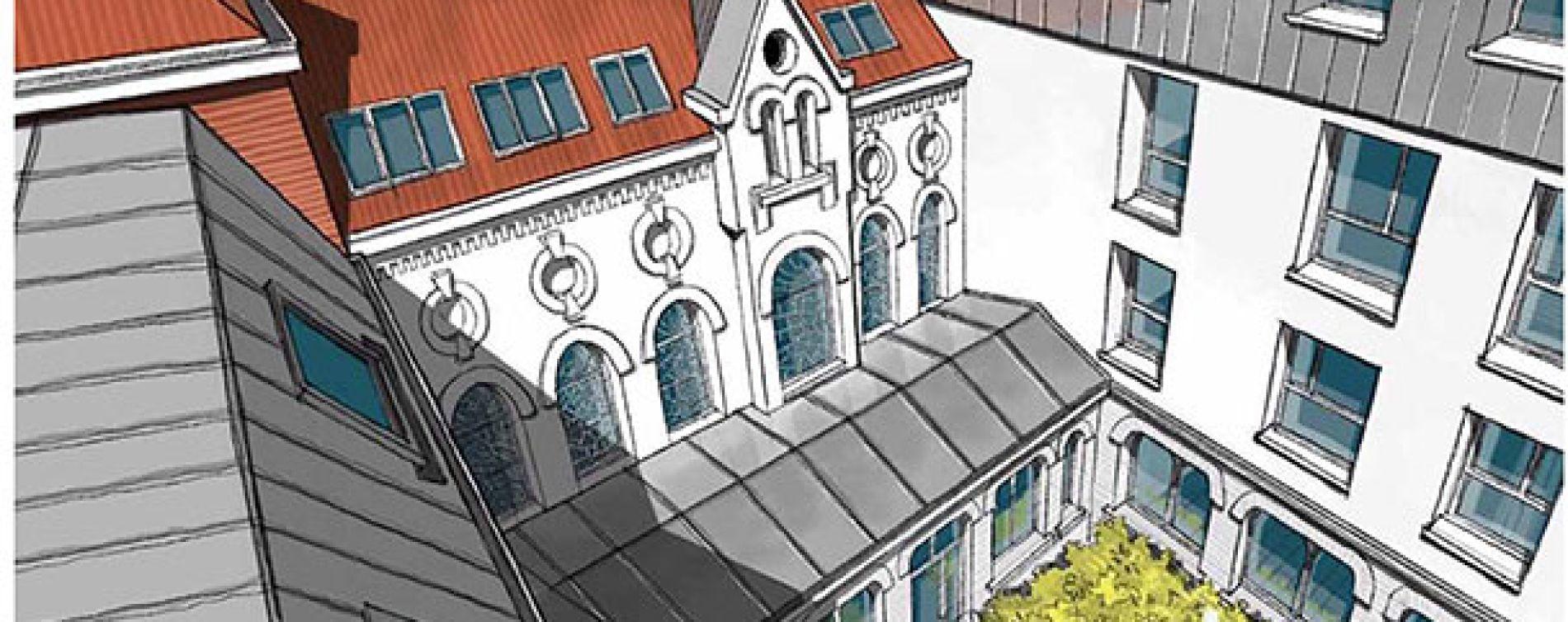 Résidence Le Cloître à Lille