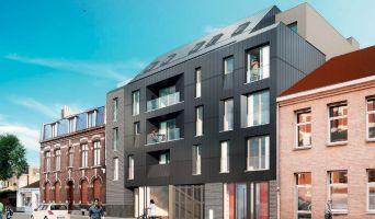 Photo n°1 du Résidence « Le Parvis » programme immobilier neuf en Loi Pinel à Lille