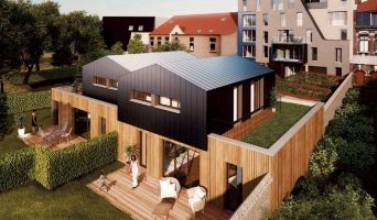 Photo n°2 du Résidence « Le Parvis » programme immobilier neuf en Loi Pinel à Lille
