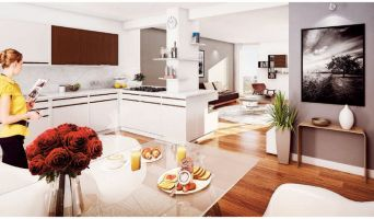 Photo n°3 du Résidence « Le Parvis » programme immobilier neuf en Loi Pinel à Lille