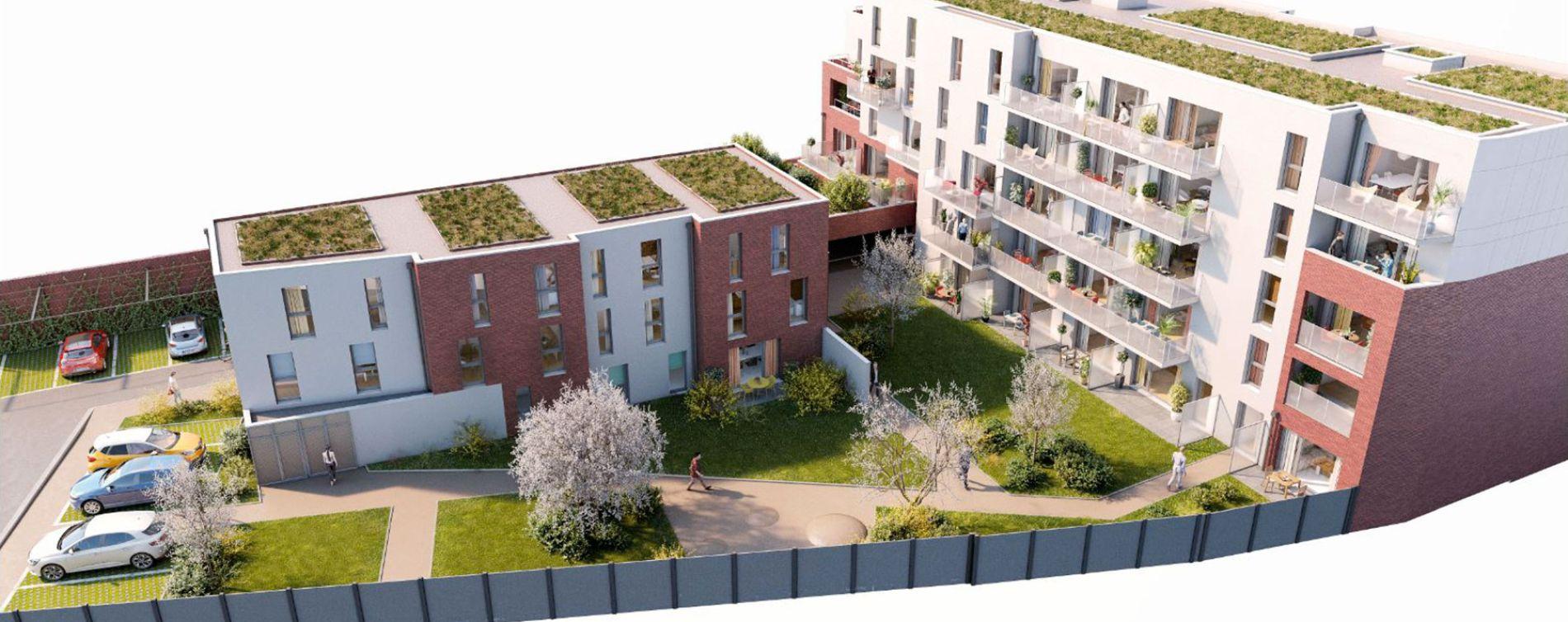 Résidence Le Rubix à Lille
