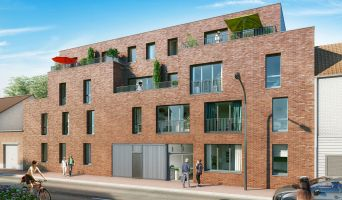 Photo du Résidence « Les Jardins Bo'Tanic » programme immobilier neuf en Loi Pinel à Lille