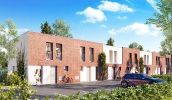 Photo n°2 du Résidence « Les Jardins Bo'Tanic » programme immobilier neuf en Loi Pinel à Lille