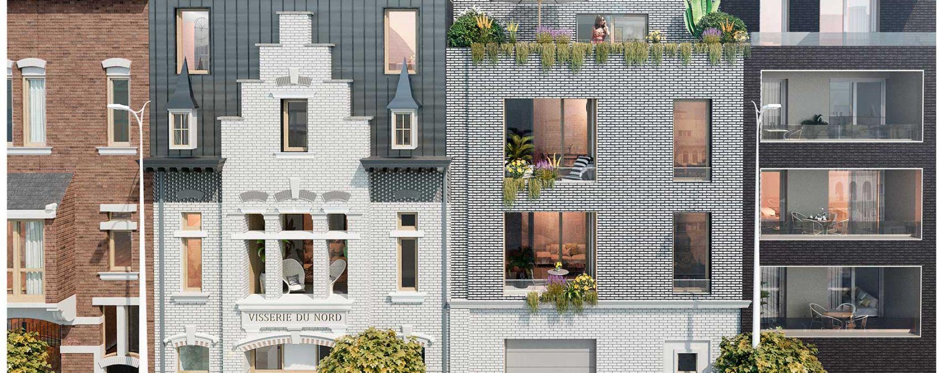 Résidence Les Villas de la Visserie à Lille