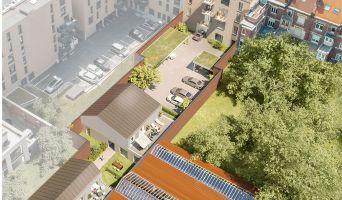 Résidence « Les Villas De La Visserie » programme immobilier neuf en Loi Pinel à Lille n°2