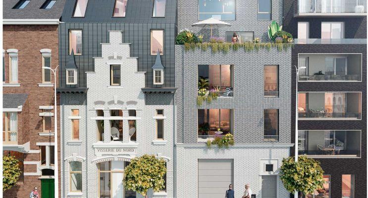 Photo n°1 du Résidence neuf « Les Villas De La Visserie »