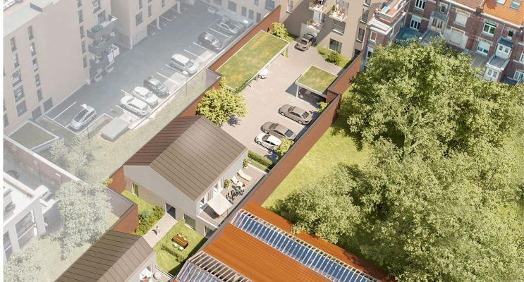 Photo n°2 du Résidence neuf « Les Villas De La Visserie »