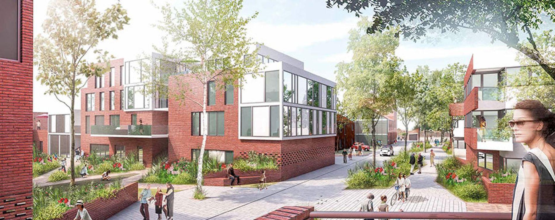 Résidence Neo Village à Lille