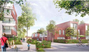 Photo du Résidence « Neo Village » programme immobilier neuf en Loi Pinel à Lille