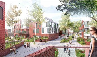 Résidence « Neo Village » programme immobilier neuf en Loi Pinel à Lille n°2