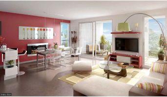 Résidence « Neo Village » programme immobilier neuf en Loi Pinel à Lille n°4