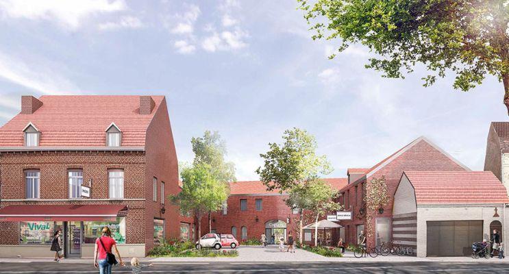 Résidence « Neo Village » programme immobilier neuf en Loi Pinel à Lille n°3