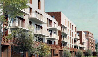 Résidence « Parenthèse Verte » programme immobilier neuf en Loi Pinel à Lille n°3