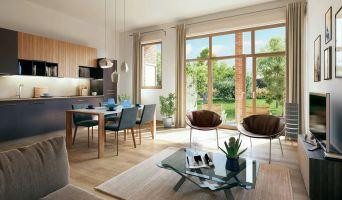 Résidence « Parenthèse Verte » programme immobilier neuf en Loi Pinel à Lille n°5