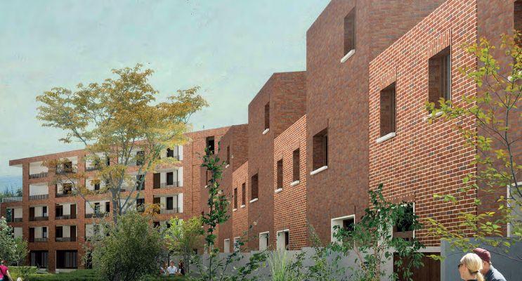 Résidence « Parenthèse Verte » programme immobilier neuf en Loi Pinel à Lille n°2