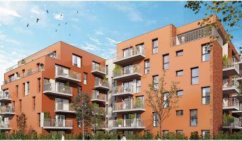 Photo n°2 du Résidence « Qwest » programme immobilier neuf en Loi Pinel à Lille