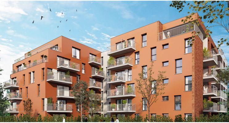 Résidence « Qwest » programme immobilier neuf en Loi Pinel à Lille n°2