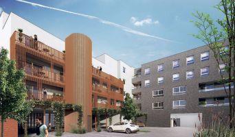 Résidence « Renaissance » programme immobilier neuf en Loi Pinel à Lille n°1
