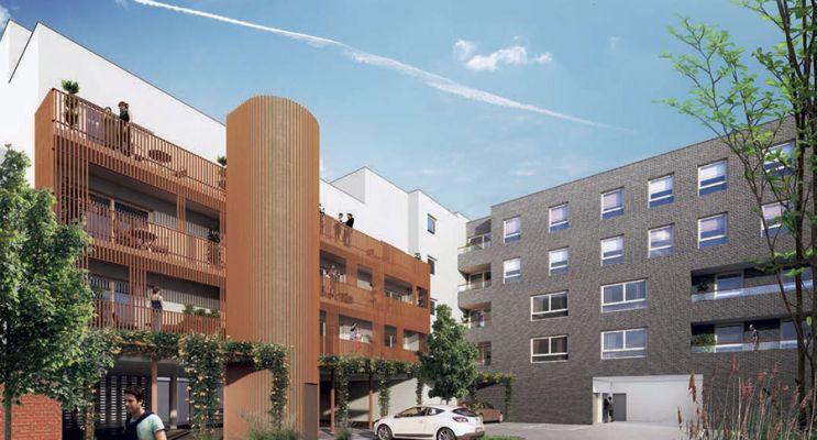 Photo du Résidence « ReNaissance » programme immobilier neuf à Lille