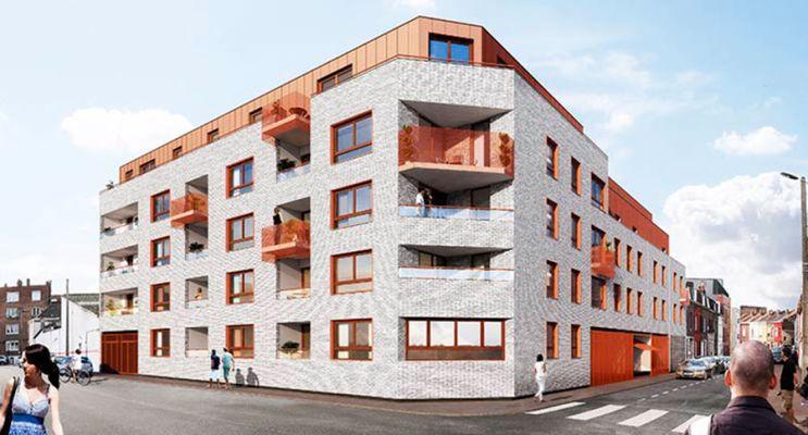 Résidence « Renaissance » programme immobilier neuf en Loi Pinel à Lille n°2