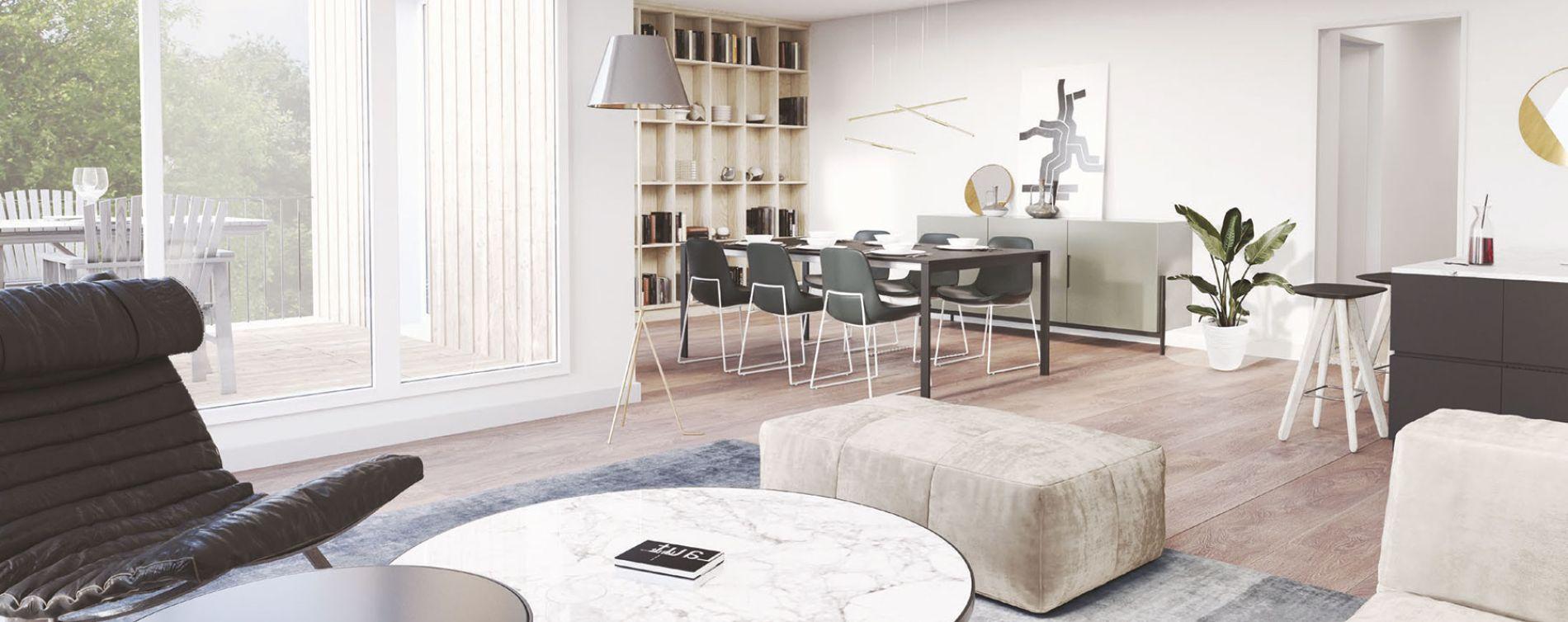 Lille : programme immobilier neuve « Saint-Martin » en Loi Pinel (2)