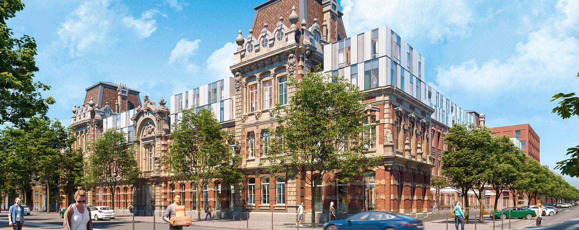 Résidence Synésens à Lille