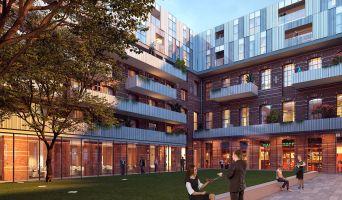 Lille programme immobilier neuve « Synésens » en Loi Pinel  (2)