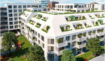 Lille programme immobilier neuve « Synésens » en Loi Pinel  (3)
