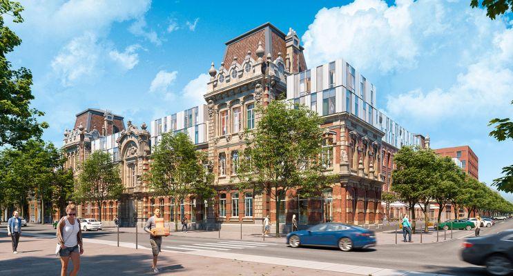 Photo du Résidence « Synésens » programme immobilier neuf en Loi Pinel à Lille