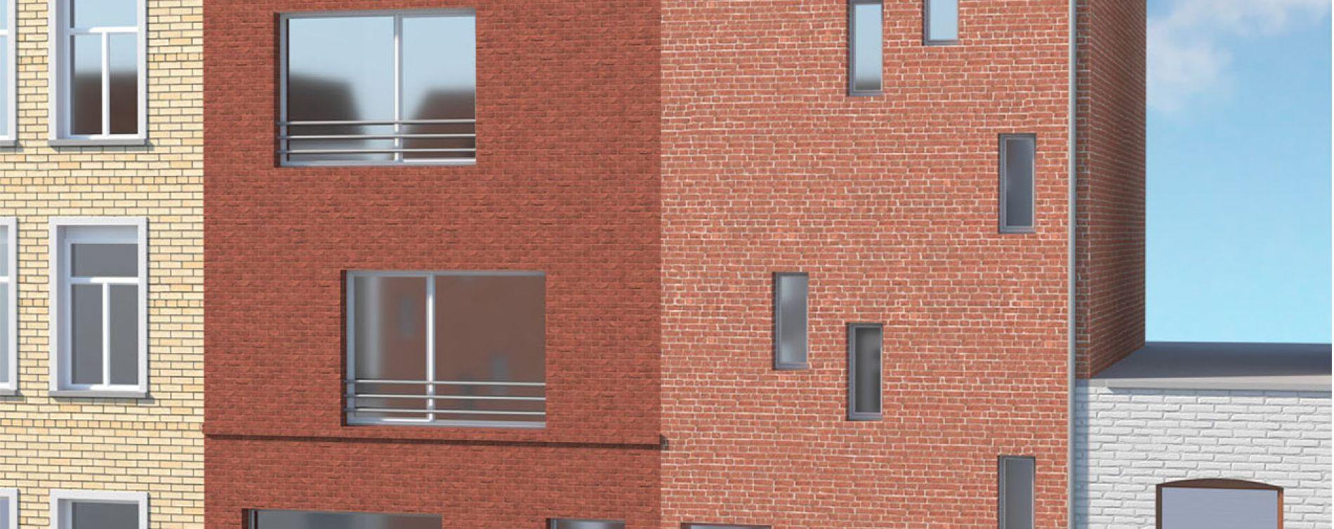 Lille : programme immobilier neuve « Urban Square » en Loi Pinel (2)