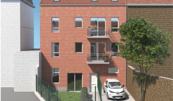Photo du Résidence « Urban Square » programme immobilier neuf en Loi Pinel à Lille