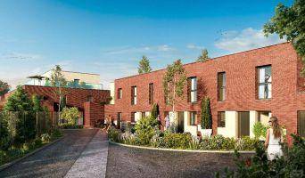 Photo n°2 du Résidence « Villa Des Ormes » programme immobilier neuf en Loi Pinel à Lille