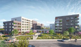 Photo du Résidence « Villa Ulma » programme immobilier neuf à Lille