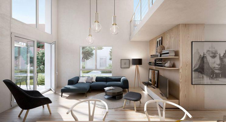 Photo n°4 du Résidence « Vill'Arborea » programme immobilier neuf en Loi Pinel à Lille