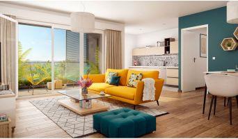 Résidence « La Belle Epoque » programme immobilier neuf en Loi Pinel à Linselles