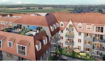 Linselles programme immobilier neuve « La Belle Époque » en Loi Pinel  (2)