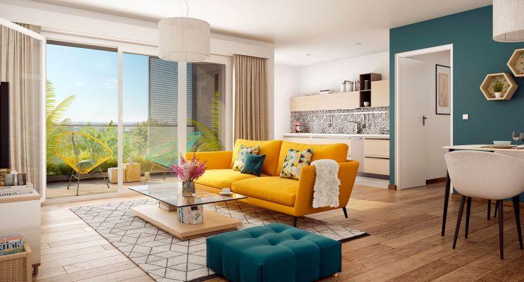 Photo du Résidence « La Belle Epoque » programme immobilier neuf en Loi Pinel à Linselles