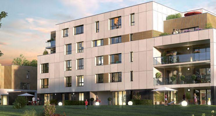 Résidence « Oréom » programme immobilier neuf en Loi Pinel à Linselles