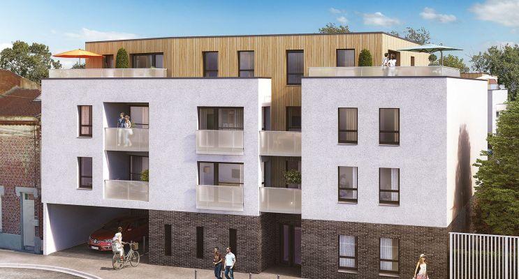 Photo du Résidence « Moove » programme immobilier neuf en Loi Pinel à Loos