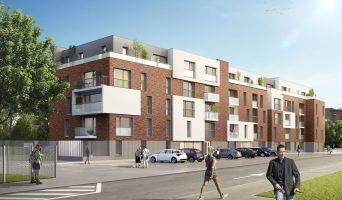 Loos programme immobilier neuve « Résidence Blanquart Evrard » en Loi Pinel